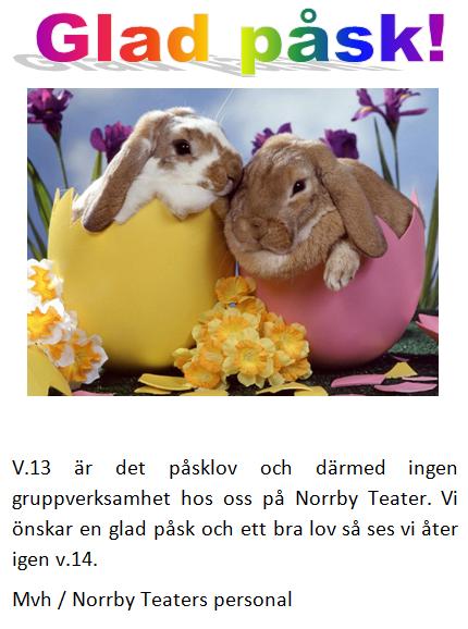 glad påsk hemsida